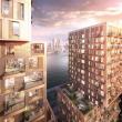 Woontorens Boompjes Rotterdam voorzien van sprinklerinstallatie door Unica Fire Safety
