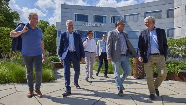 Alliander besteedt beheer van vastgoed uit aan Royal HaskoningDHV