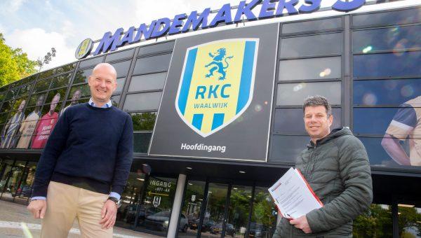 Hoppenbrouwers en RKC Waalwijk kunnen op elkaar bouwen