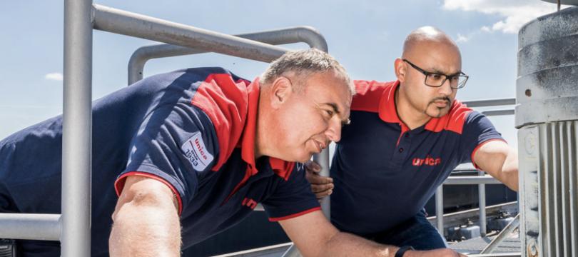 Innovatieve samenwerking Scania en Unica Building Services