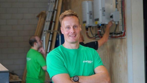 Covebo opent nieuwe test- en trainingscentra voor monteurs van zonnepanelen