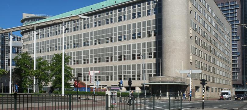 Stationspostgebouw Den Haag officieel opgeleverd