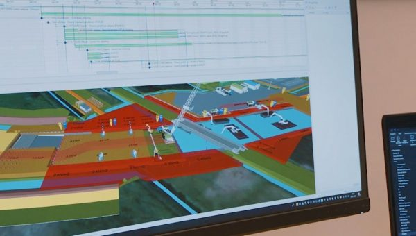 Ballast Nedam versnelt digitalisering door samenwerking DEC