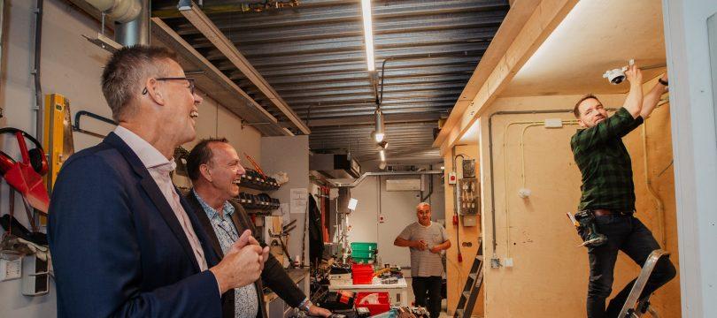 Creatieve oplossingen nodig voor tekort elektrotechnici energietransitie