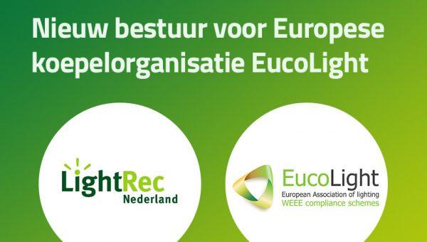 Nieuw bestuur voor Europese koepelorganisatie EucoLight