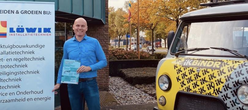 Samenwerking Hoppenbrouwers en IKBINDR