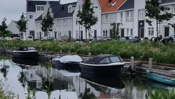 DWA maakt aquathermie werkend in Harderwijk
