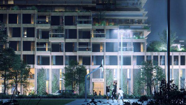 Ballast Nedam Development gaat nieuw duurzaamheidsicoon in Amsterdam realiseren: Horizons