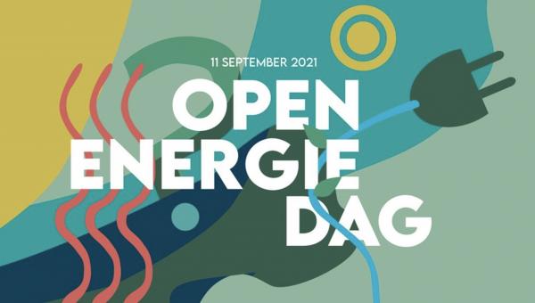 Duurzame energiesector opent de deuren: Open Energiedag op 11 september 2021