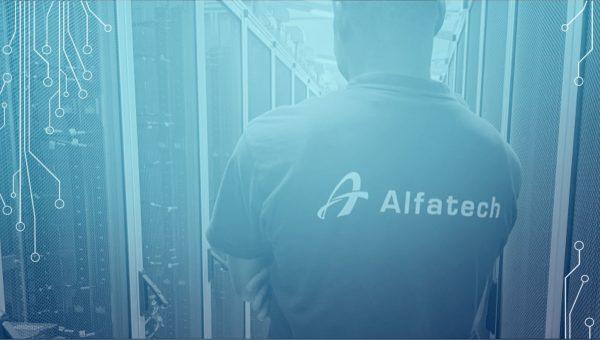 Alfatech: datanetwerk of glasvezel