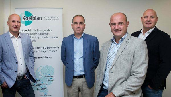 Viessmann en Koelplan gaan strategisch partnerschap aan in Nederland!