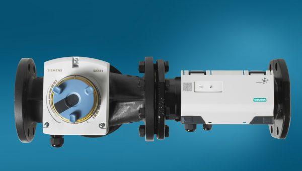 Intelligent Valve van Siemens levert unieke combinatie van energie-efficiëntie en comfort