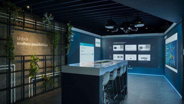 Experience centers slim energiebeheer en industriële digitalisering geven sneak-preview nabije toekomst